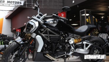 Ducati Diavel Pełna opcja