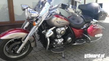 Kawasaki Vn 1700-salon pl