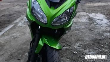 Kawasaki er6f 650 2013