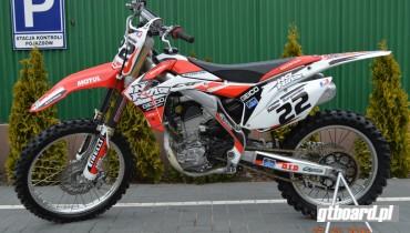 Honda CRF250 2014