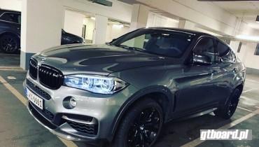 BMW X6 M50 430KM