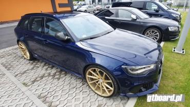 Audi RS6 700KM