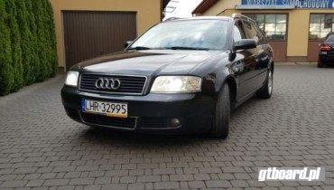 Audi A6 C5 1.9 Tdi 131km 6 biegów 12.2003 rok