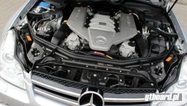 Mercedes CLS AMG 63