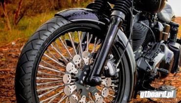 Harley-Davidson Dyna Street Bob 1700 Custom!!! DRAGON