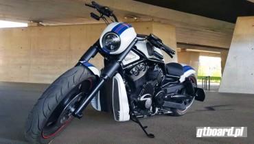 Harley Davidson V-Rod Martini