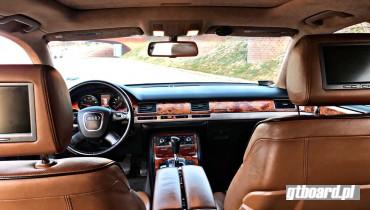 Audi A8 W12 6.0 (możliwa Zamiana)