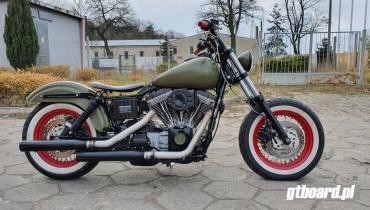 Harley-Davidson Dyna Super Glide Harley Davidson Dyna Bobber Custom 1450 Twin Ca
