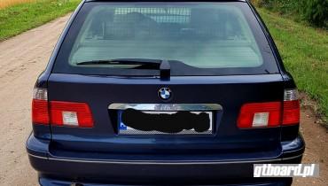 BMW e39 530D. 2002r.