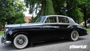 Rolls Royces Silver Cloud II
