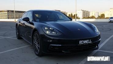 Porsche Panamera 4 Sport Turismo - wynajem krótkoterminowy, wynajem długotermino